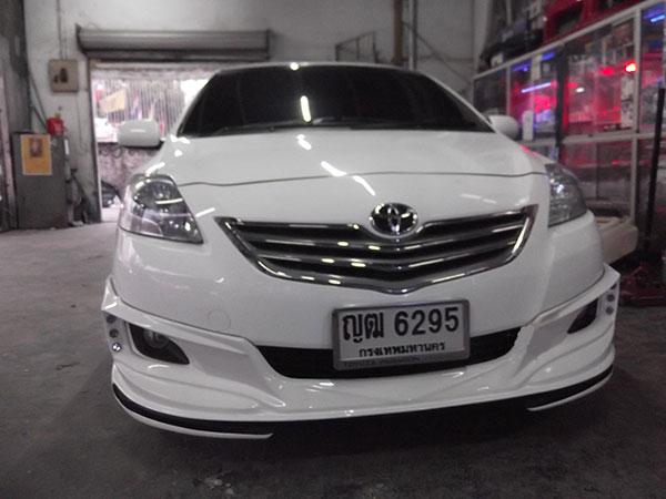 ชุดแต่ง Toyota New Vios Mgs Mogenspeed Com