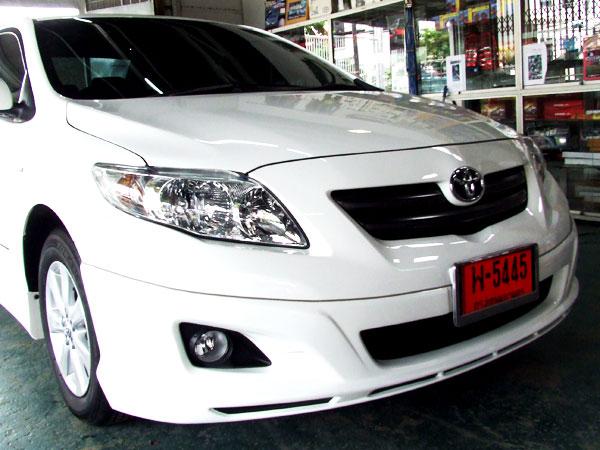 ชุดแต่ง Toyota Newaltis Trd Mogenspeed Com
